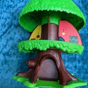 Vintage Tree House toy